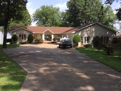 Afton Single Family Home For Sale: 56451 E 285 Rd