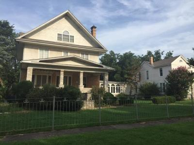 Vinita Single Family Home For Sale: 231 S Miller St