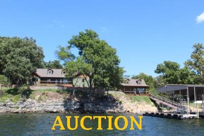 Grove OK Single Family Home For Sale: $795,000