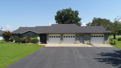 Afton Single Family Home For Sale: 25860 S. 580 Road
