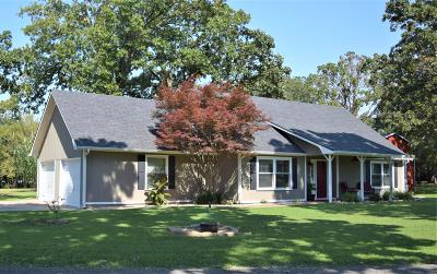 Grove Single Family Home For Sale: 24801 S 622 Rd