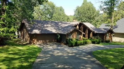 Craig County, Delaware County, Mayes County, Ottawa County Single Family Home For Sale: 3106 Shore Dr