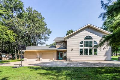 Vinita Single Family Home For Sale: 35675 Lake Rd.