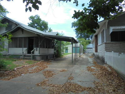 Miami Single Family Home For Sale: 218 F St