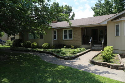 Miami Single Family Home For Sale: 821 Jefferson St