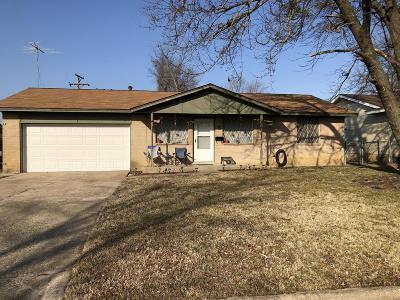 Vinita Single Family Home For Sale: 226 Sunset Dr