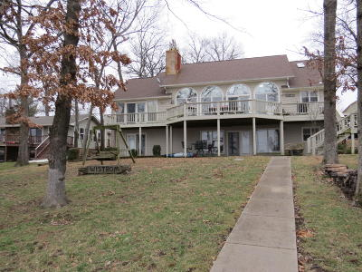 Grove, Jay Single Family Home For Sale: 25531 S 624 Loop