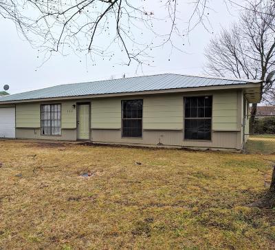 Vinita Single Family Home For Sale: 713 N Bell St