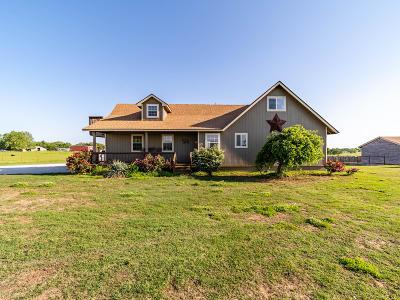 Vinita Single Family Home For Sale: 439425 E 310 Rd