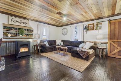 Afton, Vinita Single Family Home For Sale: 436607 E 210 Rd