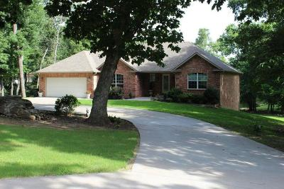 Grove, Jay Single Family Home For Sale: 3438 Scenic Dr
