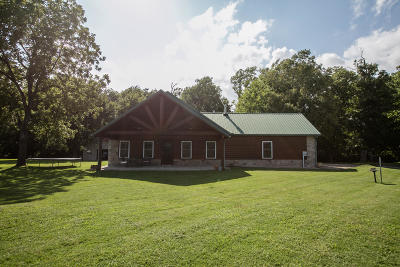 Vinita Single Family Home For Sale: 35457 Quarry Rd