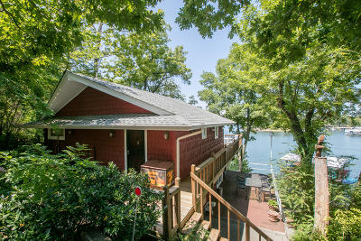 Disney, Eucha Single Family Home For Sale: 926 Park Cove Ln