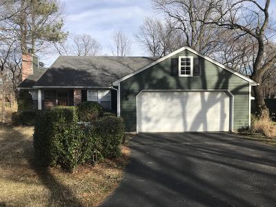 Monkey Island Single Family Home For Sale: 55851 E 300 Rd #24
