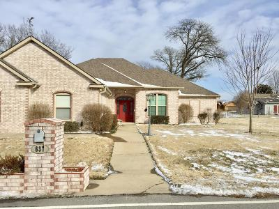 Grove Single Family Home For Sale: 637 Rockwood Dr