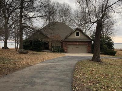 Afton, Vinita Single Family Home For Sale: 56471 E 279 Rd