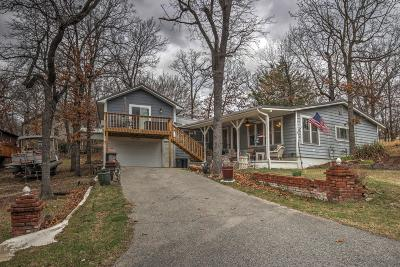 Afton Single Family Home For Sale: 453726 Choctaw Ave