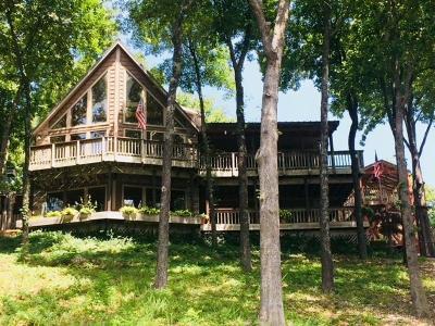 Disney, Eucha Single Family Home For Sale: 361 Private Road 60