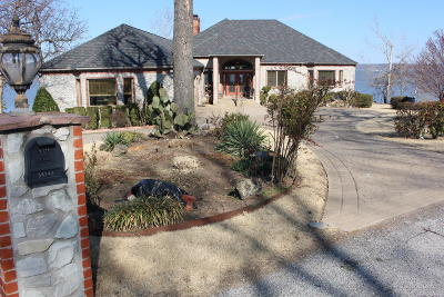 Grove Single Family Home For Sale: 59390 E 288 Ct