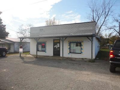 Delaware County, Mayes County, Rogers County, Wagoner County, Craig County, Ottawa County, Adair County, Cherokee County Commercial For Sale: 705 N 4th Street