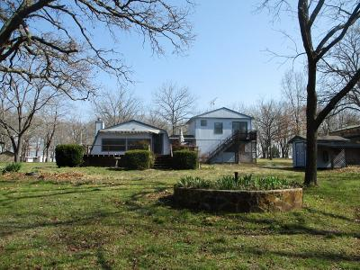 Craig County, Delaware County, Mayes County, Ottawa County Single Family Home For Sale: 60691 E 265 Pl