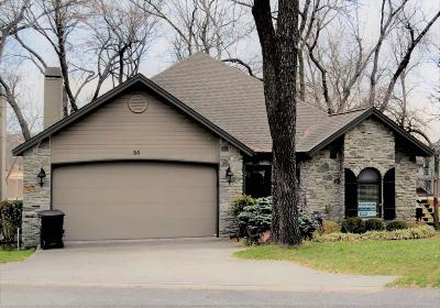 Craig County, Delaware County, Mayes County, Ottawa County Single Family Home For Sale: 56198 Island Ln #54