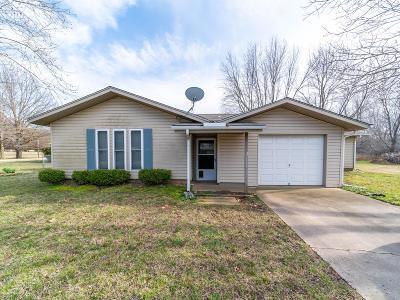 Afton, Vinita Single Family Home For Sale: 32134 Duck Creek Blvd