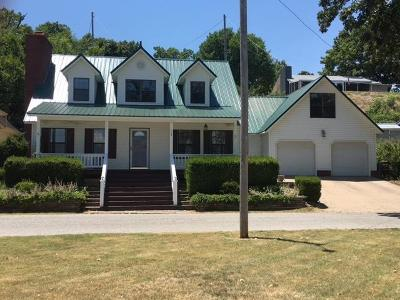 Craig County, Delaware County, Mayes County, Ottawa County Single Family Home For Sale: 408 Cherokee Drive