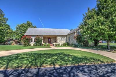 Afton, Vinita Single Family Home For Sale: 30530 Orchard Ln