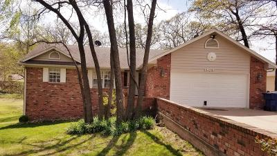 Single Family Home For Sale: 1506 Wyant Rd