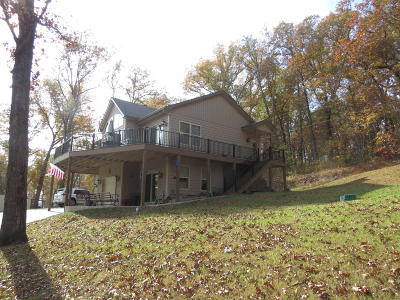 Craig County, Delaware County, Mayes County, Ottawa County Single Family Home For Sale: 66363 E 245 Rd