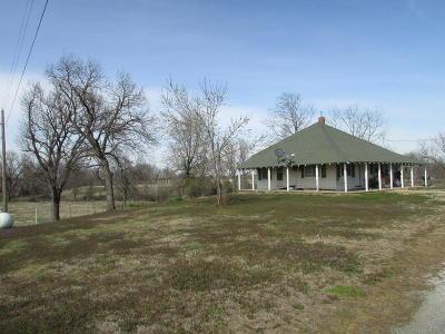 Afton, Vinita Single Family Home For Sale: 22962 S 4370