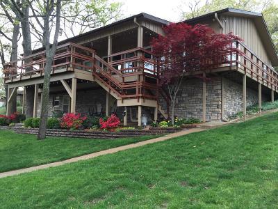 Afton, Vinita Single Family Home For Sale: 450980 Lake Shore Dr