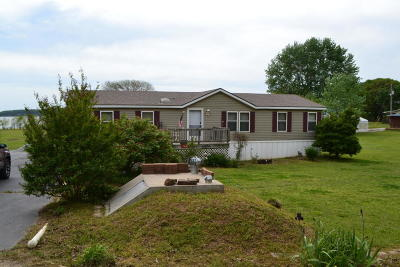 Craig County, Delaware County, Mayes County, Ottawa County Single Family Home For Sale: 24481 S 630 Trail