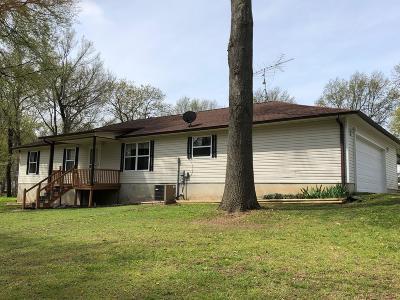 Afton, Vinita Single Family Home For Sale: 30511 Lakeside Dr