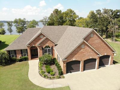 Grove, Jay Single Family Home For Sale: 5069 Lake Breeze Rd.