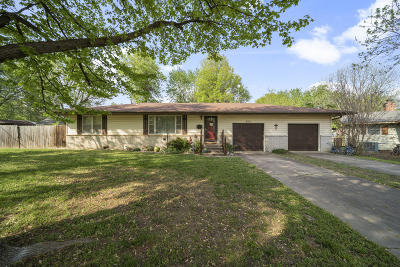 Vinita Single Family Home For Sale: 612 W Clyde Ave