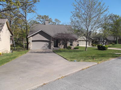 Monkey Island Single Family Home For Sale: 30397 S. 567 Rd. #16
