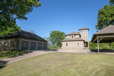 Afton, Vinita Single Family Home For Sale: 35890 S 4465 Rd
