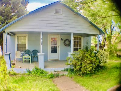 Jay Single Family Home For Sale: 514 W. Delaware