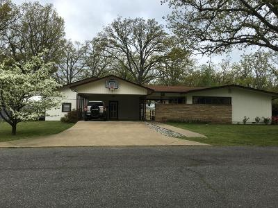 Grove, Jay Single Family Home For Sale: 1310 S Mill St