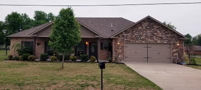 Craig County, Delaware County, Mayes County, Ottawa County Single Family Home For Sale: 62201 E 268 Ct