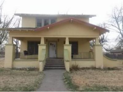 Single Family Home Sold: 123 S Maple
