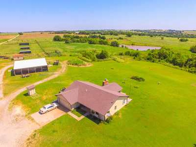 Single Family Home Sold: 18601 Gunsmoke Road
