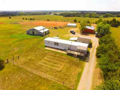 Manufactured Home Sold: 344571 E 740 Road
