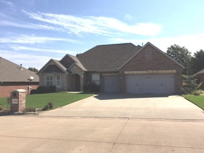 Stillwater Single Family Home For Sale: 2319 S Silverdale Drive