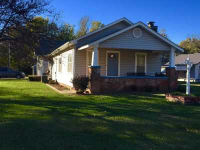 Perkins OK Single Family Home For Sale: $190,000