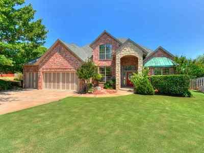 Edmond Single Family Home For Sale: 4108 Riva Ridge Court