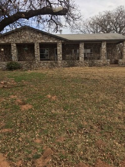 Carney Single Family Home For Sale: 830130 S 3320 Road