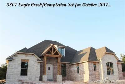 Stillwater Single Family Home For Sale: 3807 Eagle Creek Avenue